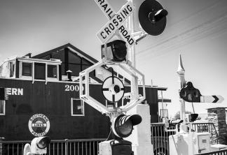 Tehachapi Depot Trains