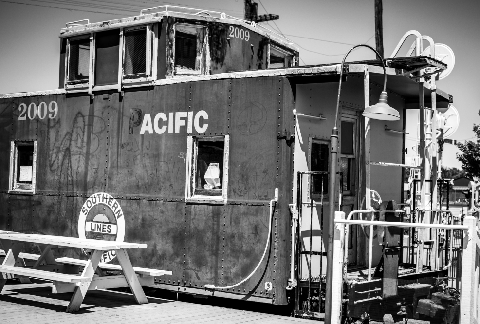 Tehachapi Depot Train History